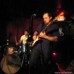 Bryan Wade guitarist and singer of WRONGWRONGWRONG Brooklyn