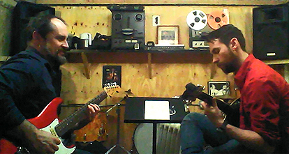 Brooklyn and Queens Private Guitar Lessons with Bryan Wade