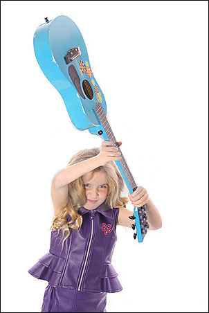 Don't MAKE Your Kids Practice Guitar 30 Minutes a Day